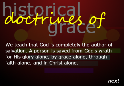 Providence Doctrines Of Grace