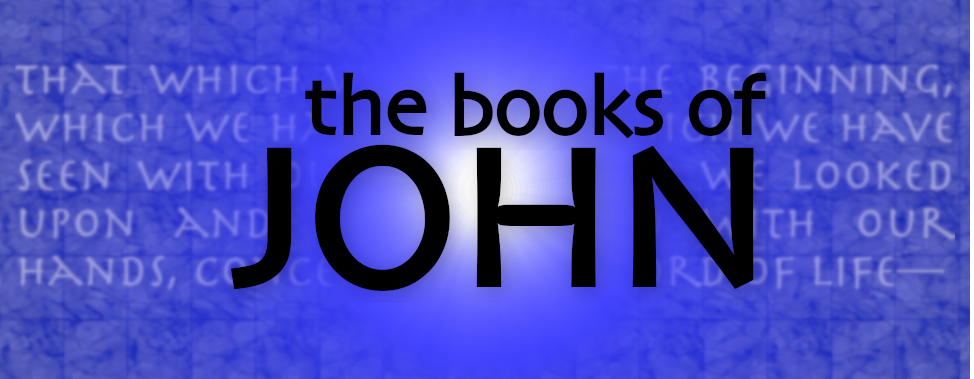 The Book Of John With Eric Johnson